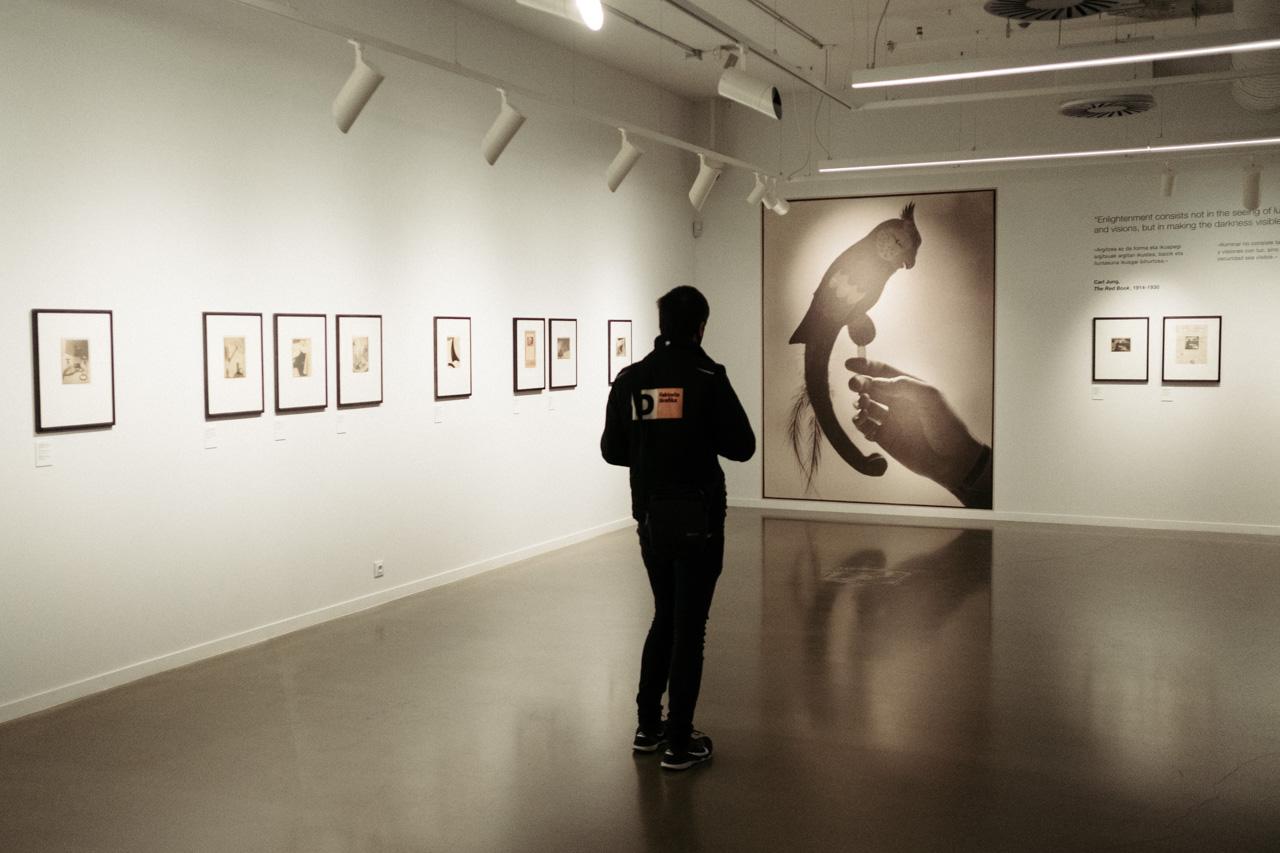 DSCF0852 - Kutxa Kultur Artegunea arroja luz sobre la obra de Margaret Watkins