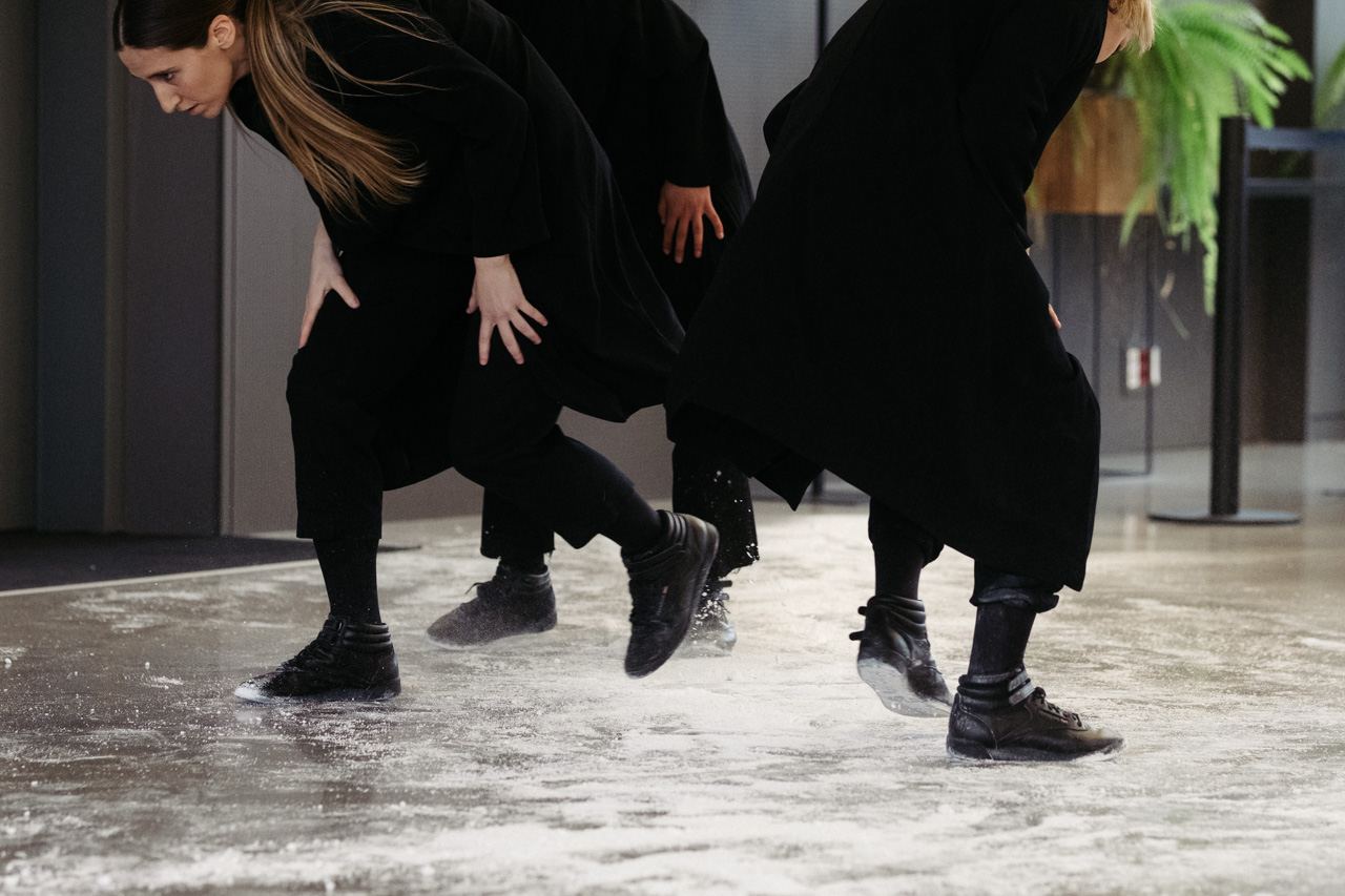 DSCF2404 - Danza con Amaiur Luluaga y Kanpai en dFERIA