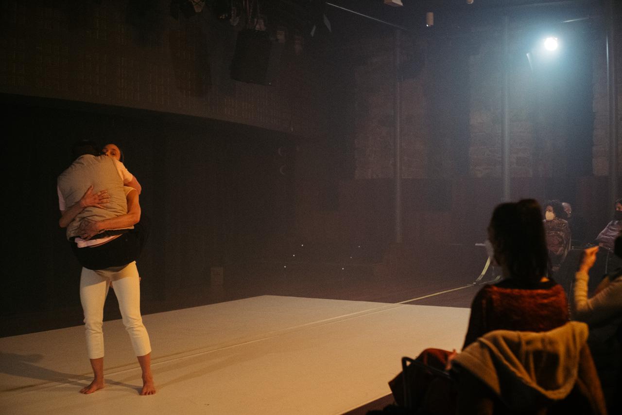 DSCF2769 - Danza con Amaiur Luluaga y Kanpai en dFERIA
