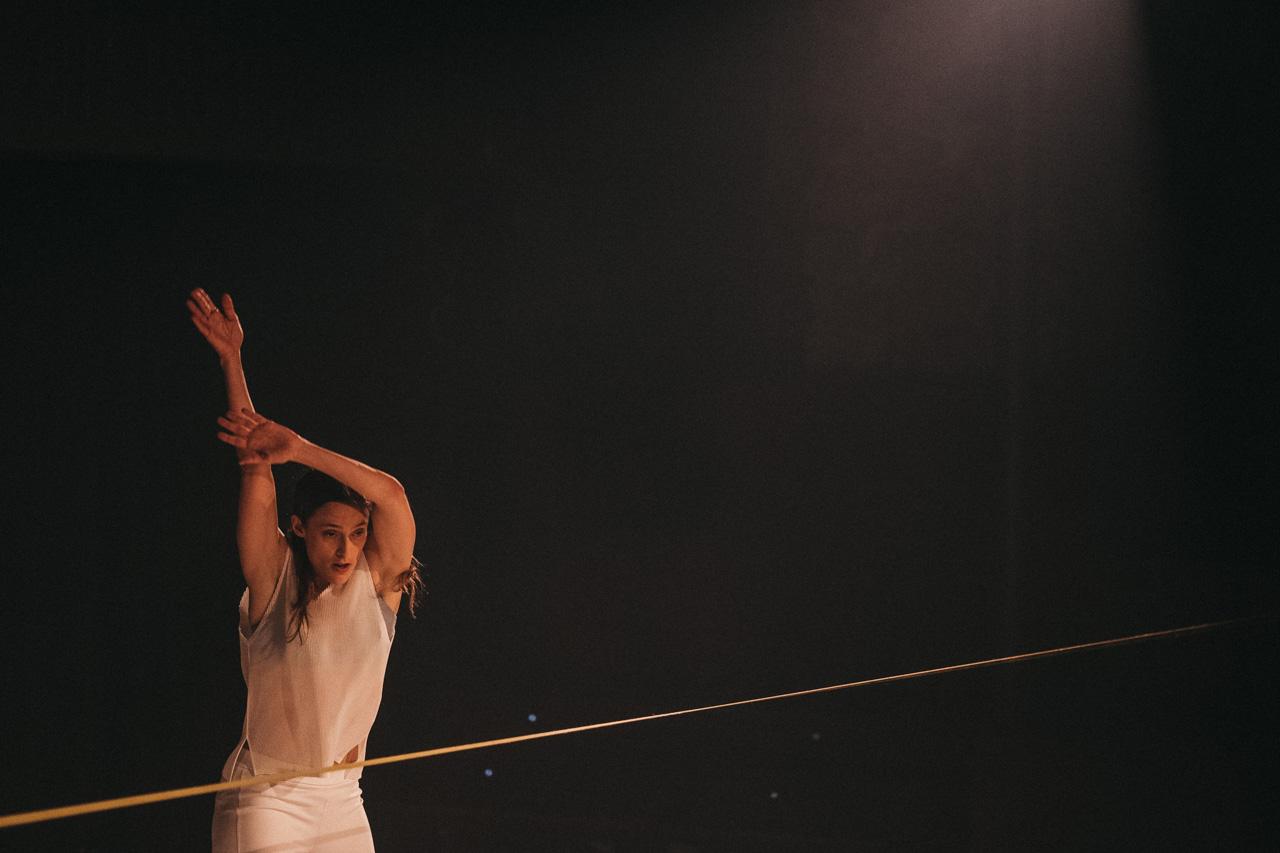 DSCF2983 - Danza con Amaiur Luluaga y Kanpai en dFERIA