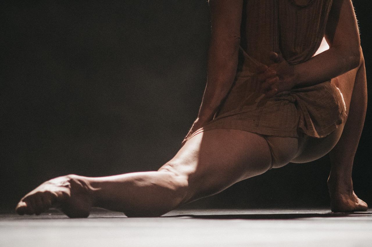 DSCF3458 - Danza con Luciana Croatto en dFERIA