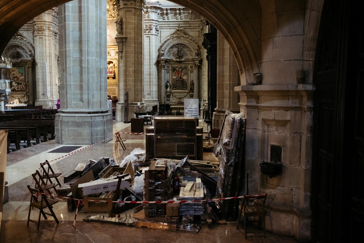 DSCF3748 - Donostia devuelve el esplendor a un órgano de 1863 que es una joya