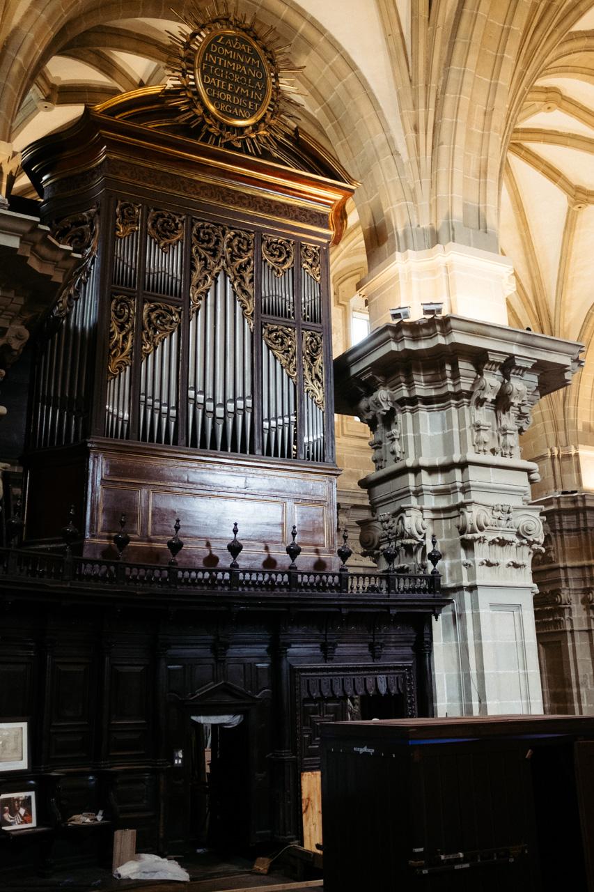 DSCF3817 - Donostia devuelve el esplendor a un órgano de 1863 que es una joya