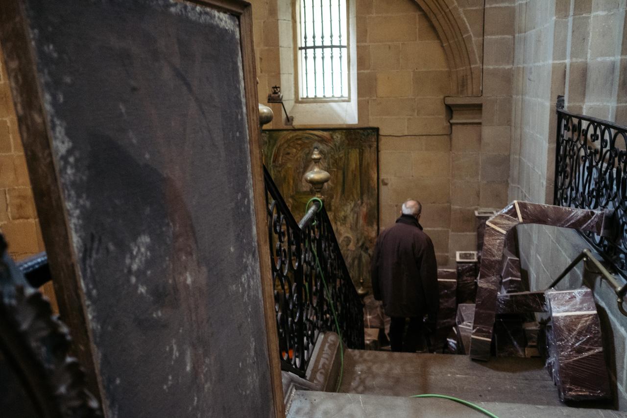 DSCF3848 - Donostia devuelve el esplendor a un órgano de 1863 que es una joya