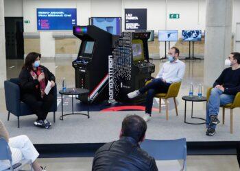 Presentación en Tabakalera de T Game. Foto: Tabakalera