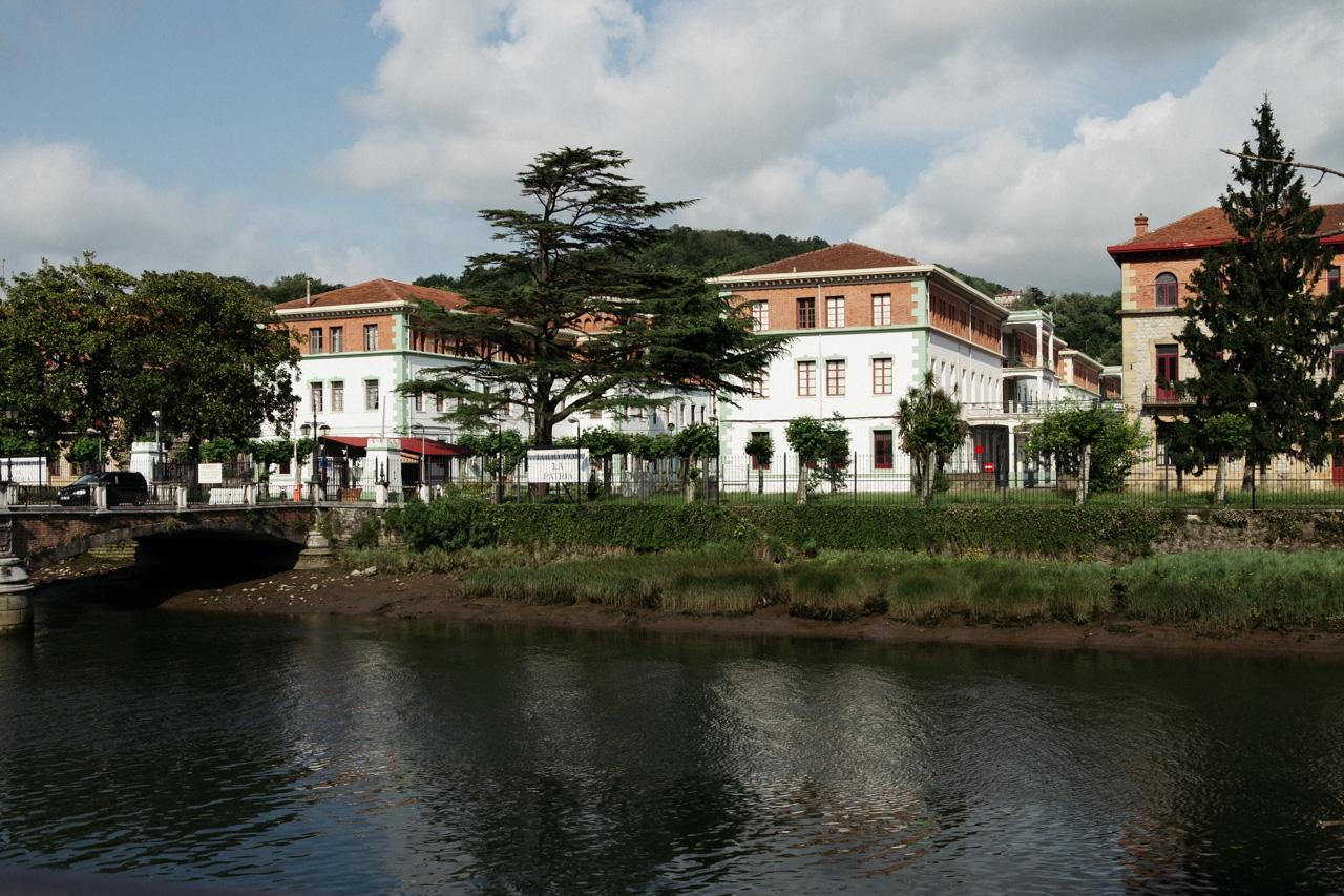 Los cuarteles de Loiola. Foto: Santiago Farizano