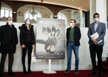 Presentación del Festival de Cine y Derechos Humanos. Fotos: Santiago Farizano