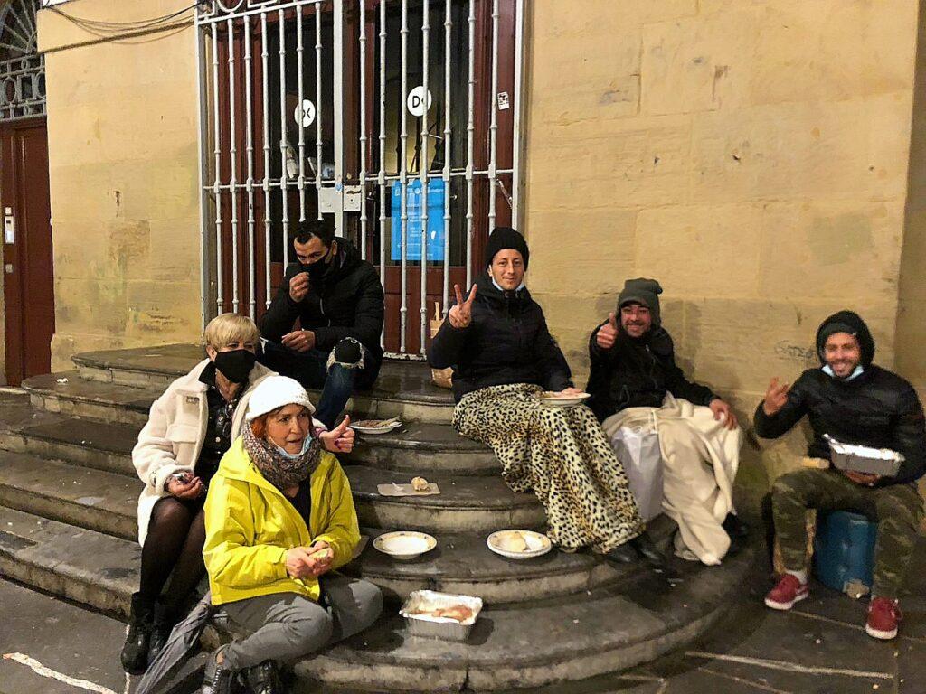 IMG 20210407 205209 1024x768 - SOS: Se buscan cocineros para personas sin hogar en Donostia