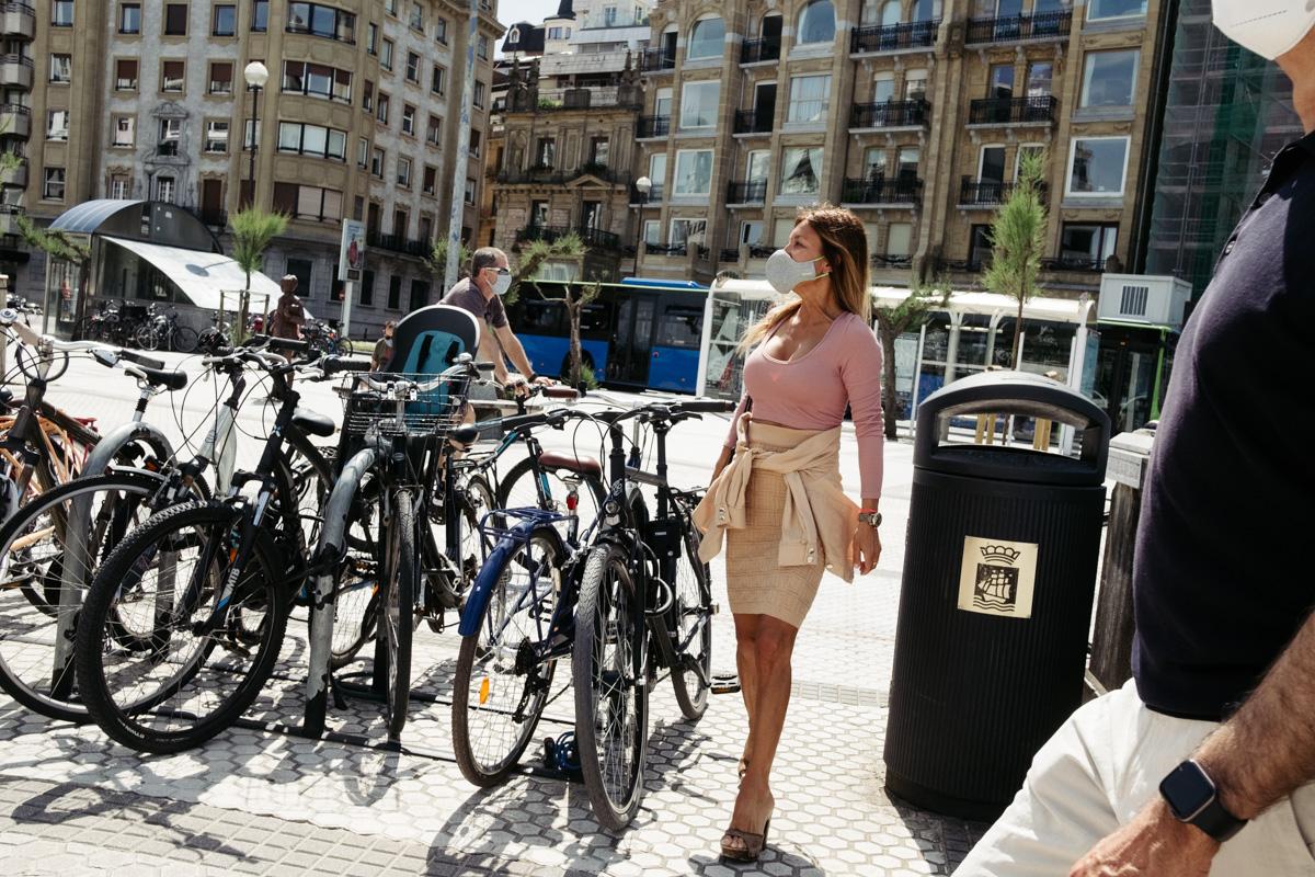 DSCF7843 - Imágenes de un sábado de mayo muy veraniego en Donostia