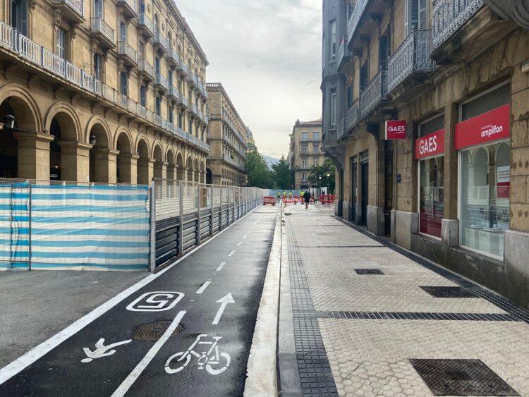 Calle San Martín. Foto: ETS