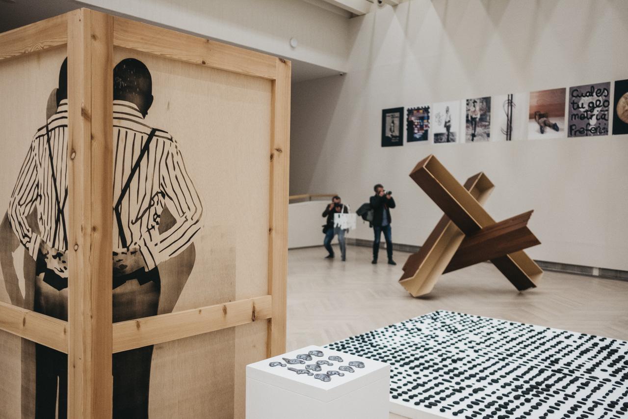 donostitik jose ramon amondarain 05 - Kubo Kutxa repasa más de 30 años de la obra de José Ramón Amondarain