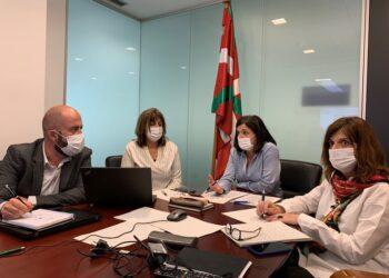 El departamento de Igualdad, Justicia y Políticas Sociales del Gobierno Vasco. Foto: Gobierno vasco
