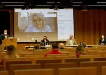 Jornada en Donostia sobre abusos eclesiásticos. Foto: Nagore Iraola