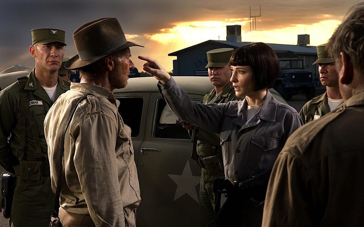 Indiana 4 - ¡Te queremos, Indiana Jones!