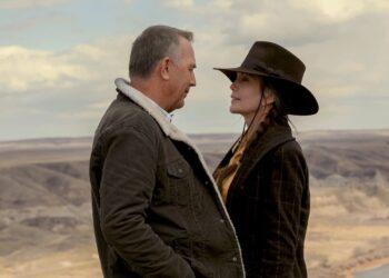 Kevin Costner y Diane Lane en una escena de 'Uno de nosotros'.