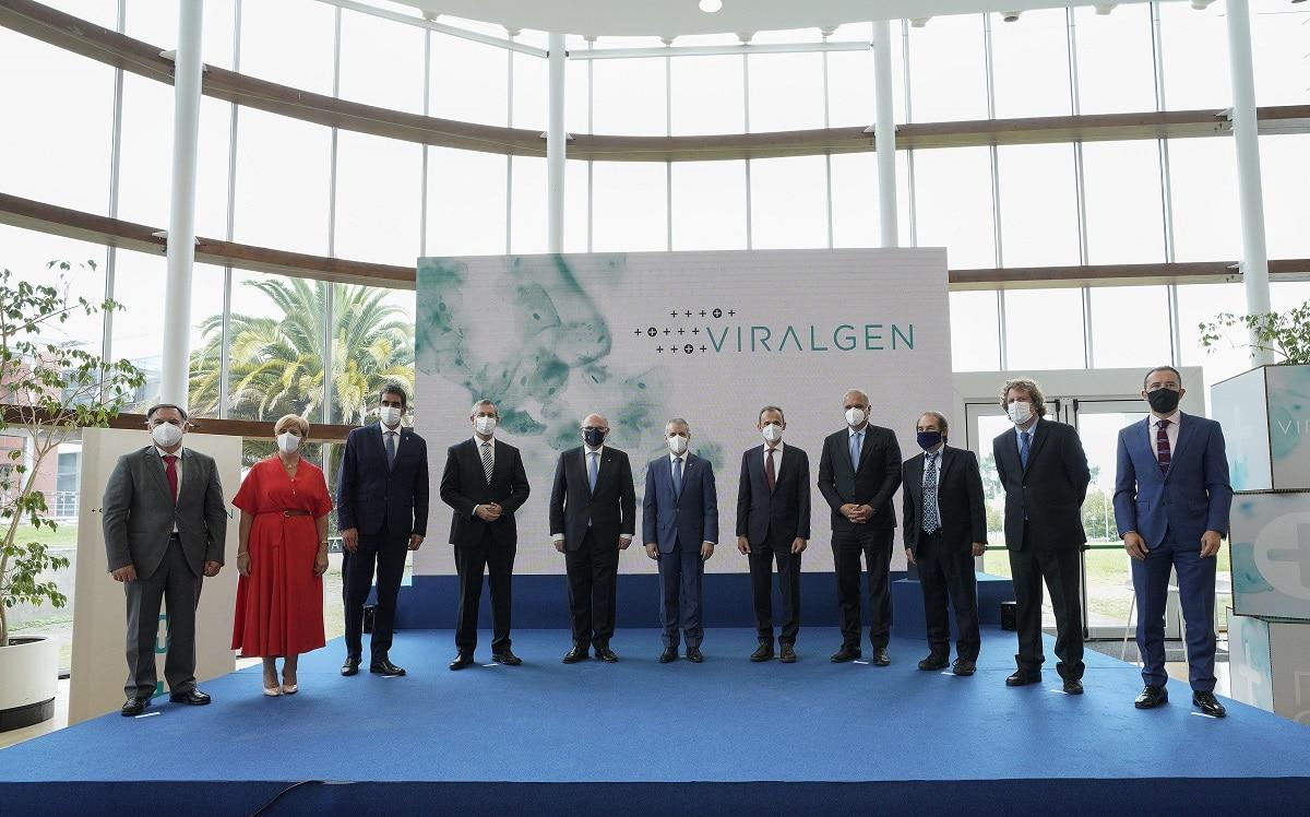 Viralgen2 - San Sebastián acogerá la mayor planta de fabricación de vectores virales del mundo