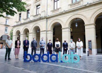 Presentación del proyecto Badalab. Foto: Diputación