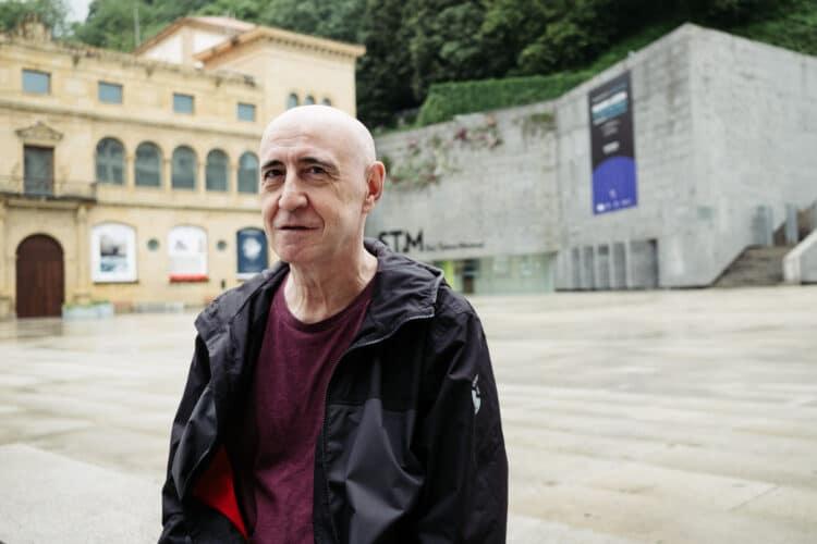 Josetxo Orueta. Foto: Santiago Farizano