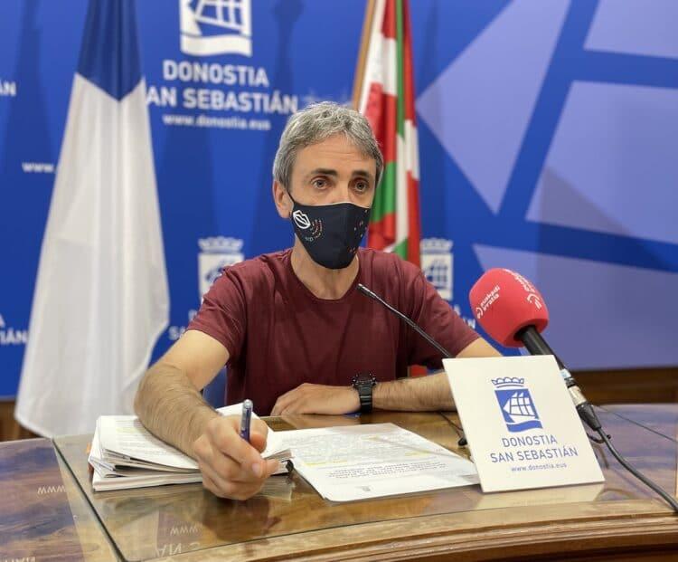 Zigor Etxeburua. Foto: EH Bildu
