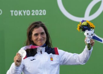 Maialen Chourraut, plata en Tokio. Foto: Comité Olímpico Español