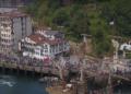 Imagen del vídeo promocional del Festival Marítimo de Pasaia 2022.