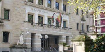 Tribunal Superior de Justicia del País Vasco. Foto: DonostiTik