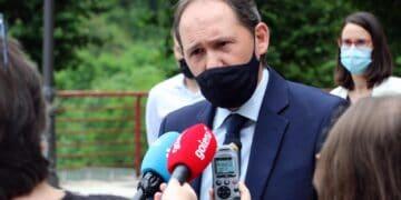 Archivo. El diputado foral de Hacienda y Finanzas, Jokin Perona. Foto: Diputación