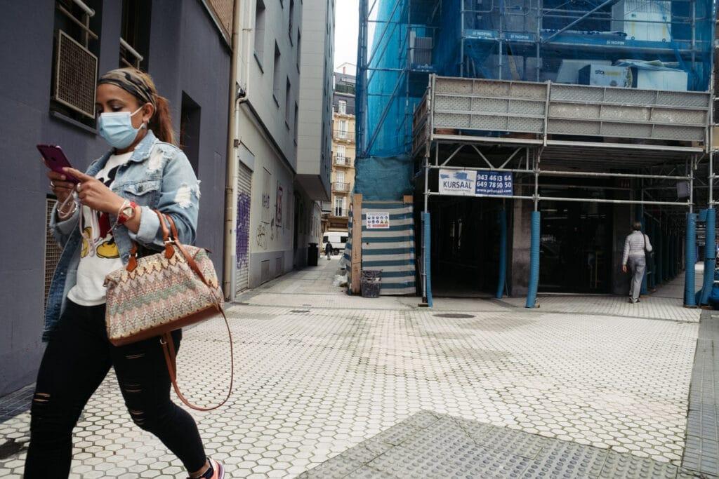calle las dunas 1024x683 - ¿Cuáles son las calles más cortas de Donostia?