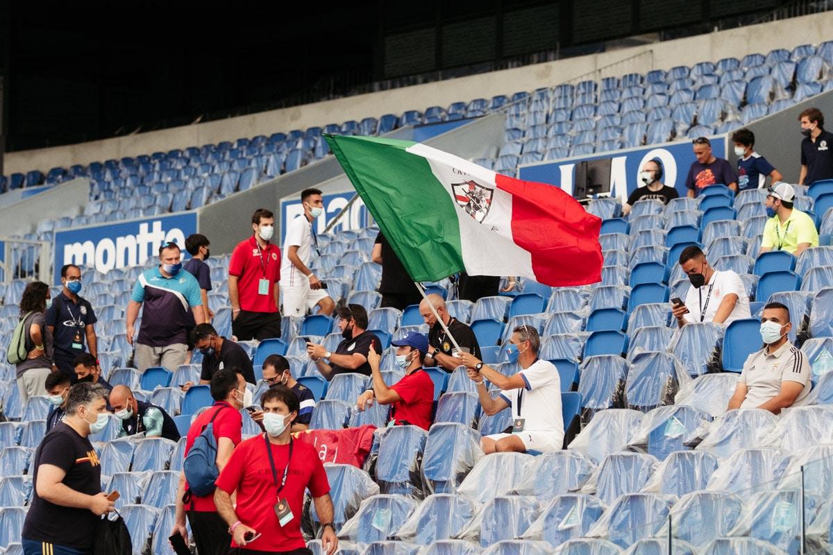 donostitik donosti cup presentacion 01 - Comienza la Donosti Cup con el saludo de Xabi Alonso a los participantes