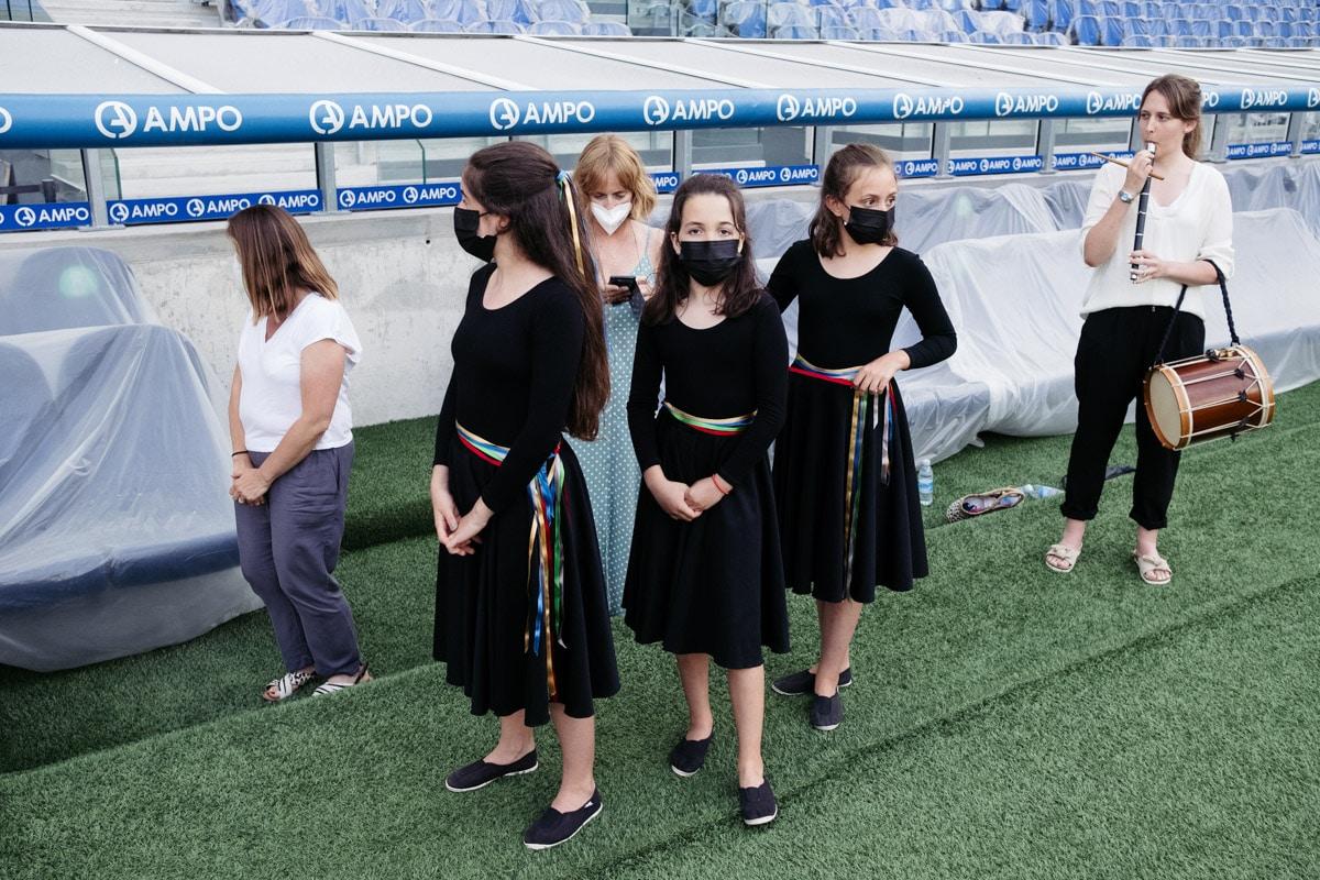 donostitik donosti cup presentacion 05 - Comienza la Donosti Cup con el saludo de Xabi Alonso a los participantes
